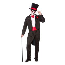 Day of the Dead Senor Costume (HM5536)